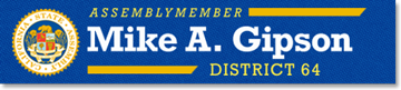 Official Website - Assemblymember Mike A. Gipson Representing the 64th California Assembly District
